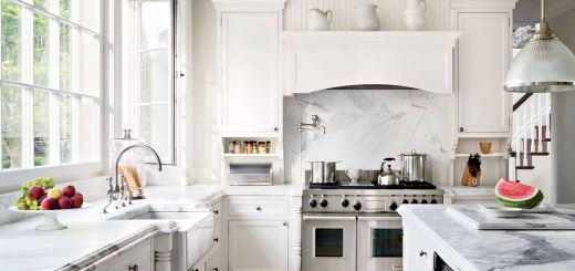 Marble In the Kitchen Inspirational 17 Kitchens with Classic Marble Countertops