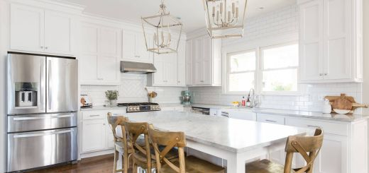Marble Kitchens Luxury This Beautiful White Kitchen with White Cabinets Marble