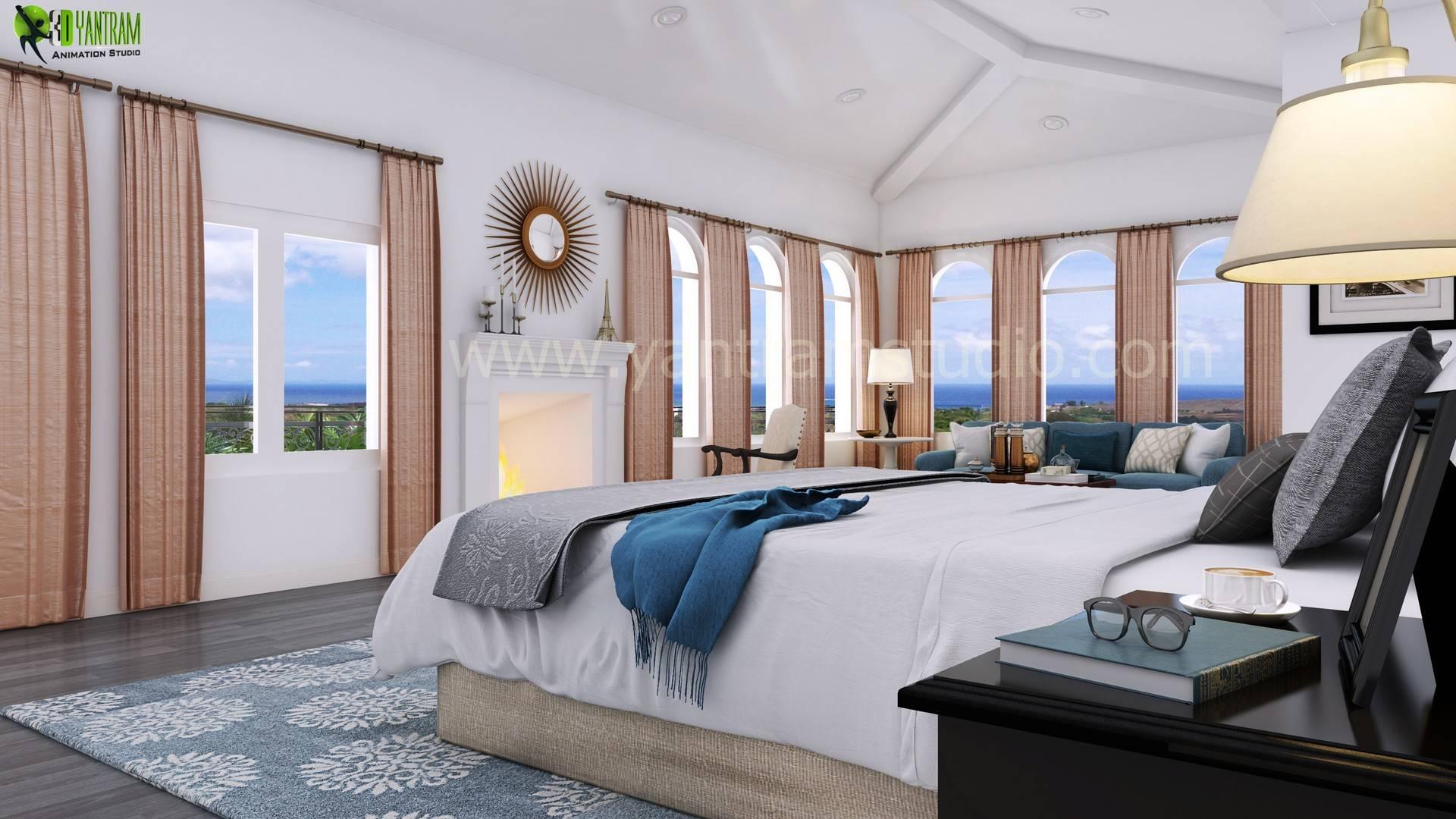 yantram studio bedroom design