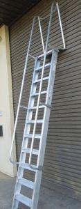 Mezzanine Structures Beautiful Aluminium Mezzanine Ladders Custom Ladder