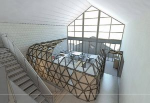 Mezzanine Structures Beautiful Didactic Design is Meant to Teach People How something is