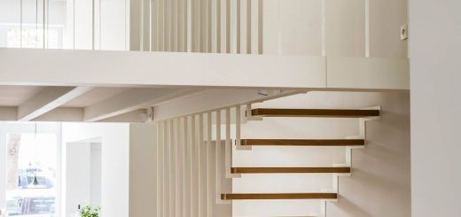 Mezzanine Structures Inspirational Jo A Up Stairs Suspended Staircase and Mezzanine