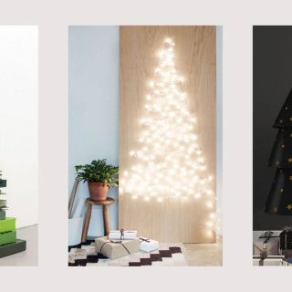 Minimalist Christmas Tree Lovely 21 Alternative Christmas Tree Ideas Unique & Modern
