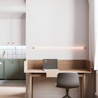 Minimalist Office Desk Design Elegant Minimalistdecor Minimalist Decor In 2019
