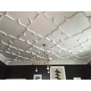 "Modern Ceiling Ideas New 43"" Open Tracery Pattern Approx 14 X 11 12 Pcs 2964"