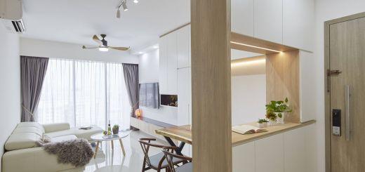 Modern Condo Interior Design Ideas Awesome Carpenters Interior Design Condominium Design Singapore