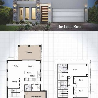 Modern Family Homes Beautiful Contemporary Family Home Modern House Plans Designs with