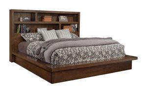 Modern Floating Bed New aspenhome Furniture Modern Loft Platform Bed
