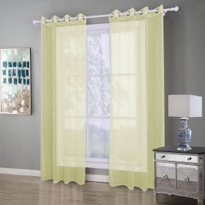Modern House Window Treatments Inspirational 8005 Modern Sheer Curtains for Living Room Bedroom Curtains for Window Treatment Drapes Finished Blackout Sheer Curtains 1 Panel Black and White
