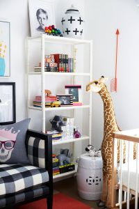 Modern Kids Shelves Elegant these Nursery Shelves are Styled to Perfection In This
