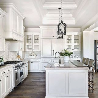 Modern Kitchen Remodel Lovely 32 Elegant Modern Shaker Kitchen Ideas