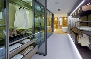 Modern Walk In Closets Inspirational Luxury Walk In Wardrobe Design by Contemporary Design