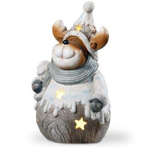Moose Christmas Yard Decorations Fresh National Tree Pany 20 In Light Up Moose Floor Christmas