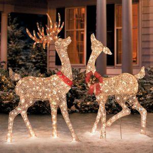 Moose Christmas Yard Decorations Unique 10 Most Inspiring Outdoor Decoration Ideas