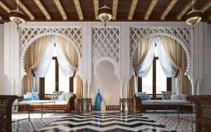 Moroccan Style Bedroom Unique Mimar Interiors Mimar