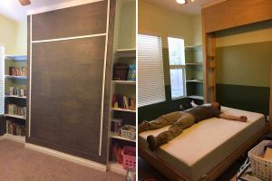 Murphy Bed sofa Combo Luxury 12 Money Saving Diy Murphy Bed Projects
