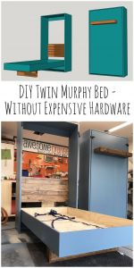 Murphy Bed with Couch Beautiful Diy Twin Murphy Beds without Expensive Hardware