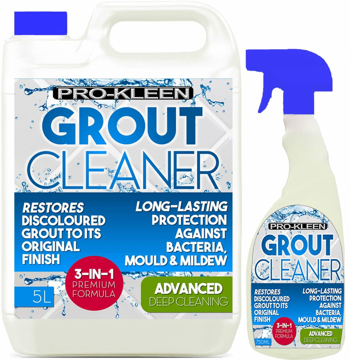pro kleen grout cleaner