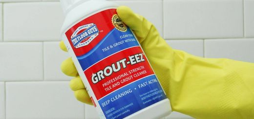 Natural Grout Cleaner New Grout Eez Super Heavy Duty Grout Cleaner Review