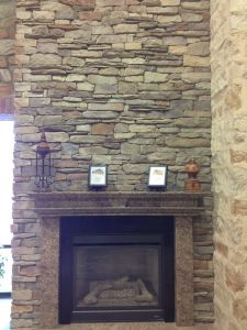 Natural Stone Fireplace Beautiful Canyon Stone southern Ledge Suede