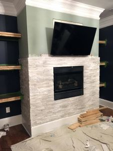 Natural Stone Fireplace New Interior Find Stone Fireplace Ideas Fits Perfectly to Your