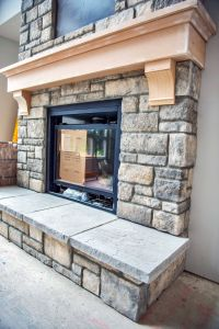 Natural Stone Fireplace Unique Gallery Stone Veneer Inspiration