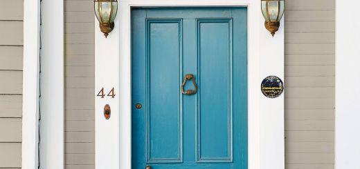 Navy Blue Front Door Colors Elegant Charleston Denim Blue Front Door In 2019