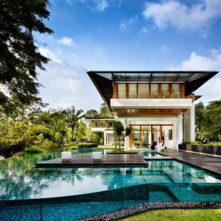 Nice House with Swimming Pool Best Of Beautiful Modern House with Large Garden Homedesign