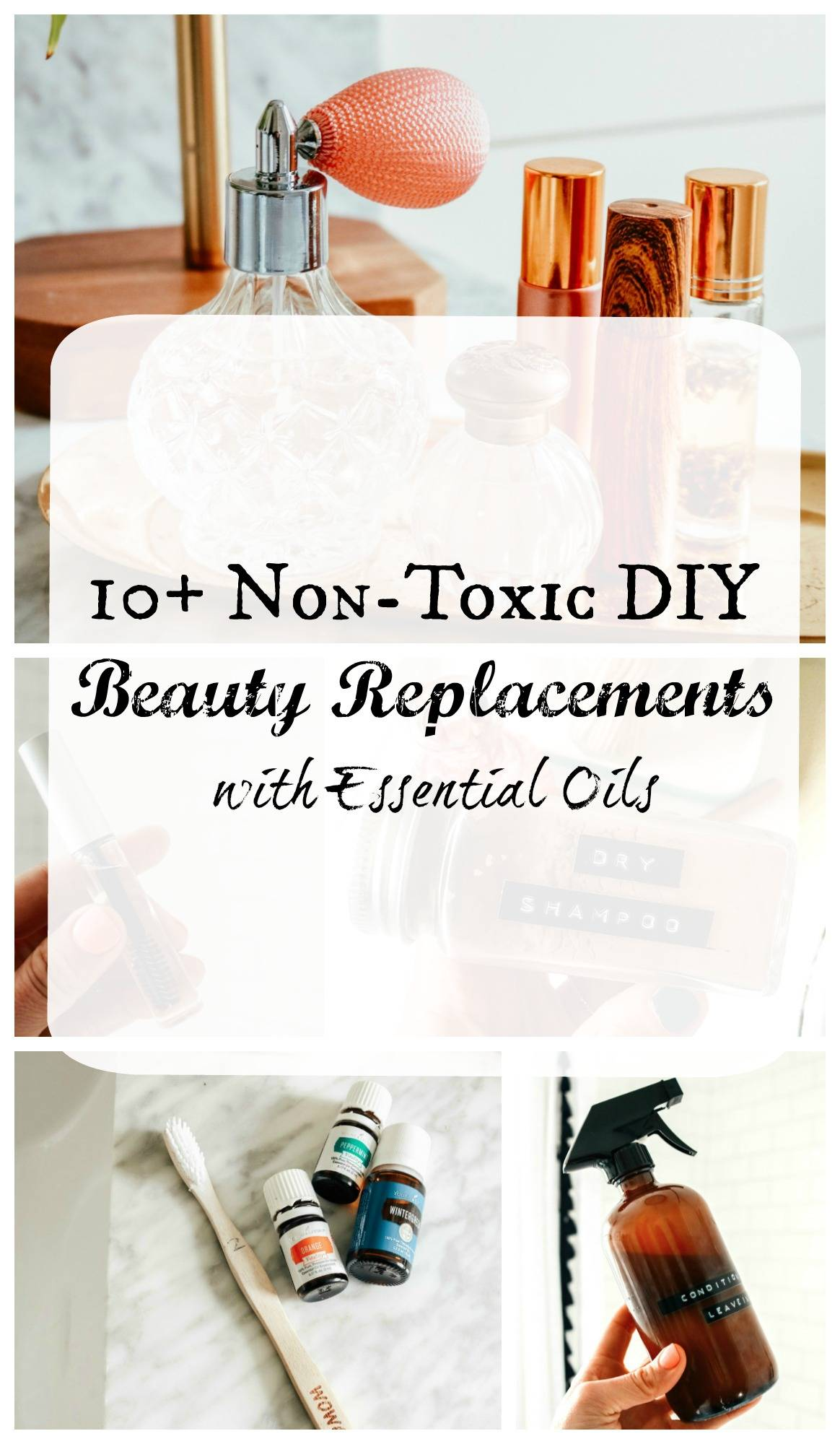 Essential Oils 10 all natural perfumes and DIY Non Toxic Lash serum and perfume