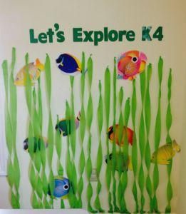 Ocean themed Wall Decor Awesome Under the Sea Ocean Fish themed Preschool Classroom