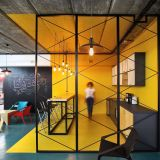 Office Industrial Design Luxury A World Of Color and Creative Design Modern Industrial
