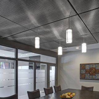 Office Roof Design Luxury Mesh Ceiling Panels Google Search