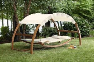 Outdoor Bed Swing Lovely I Would Never E In the House Garden Oasis Arch Swing