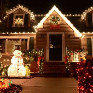 Outdoor Reindeer Christmas Decorations Fresh Exterior Christmas Decorations Luxe Millionnaire