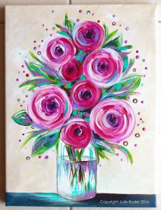 Painting Canvas Ideas Luxury Diy Painting Canvas Idea 44 In 2019