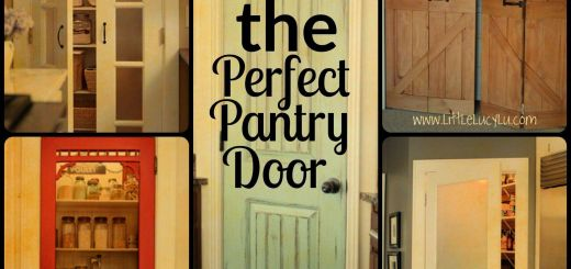 Pantry Door Ideas Inspirational 10 Creative Pantry Door Ideas for Inspirational