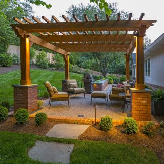 Pergola Pool Designs Best Of Beautiful Backyard Pergola Crafted and Designed by Our