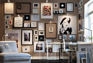 Picture Frame Wall Arrangements Fresh An Easy Lesson for Hanging the Artwork In the Abode