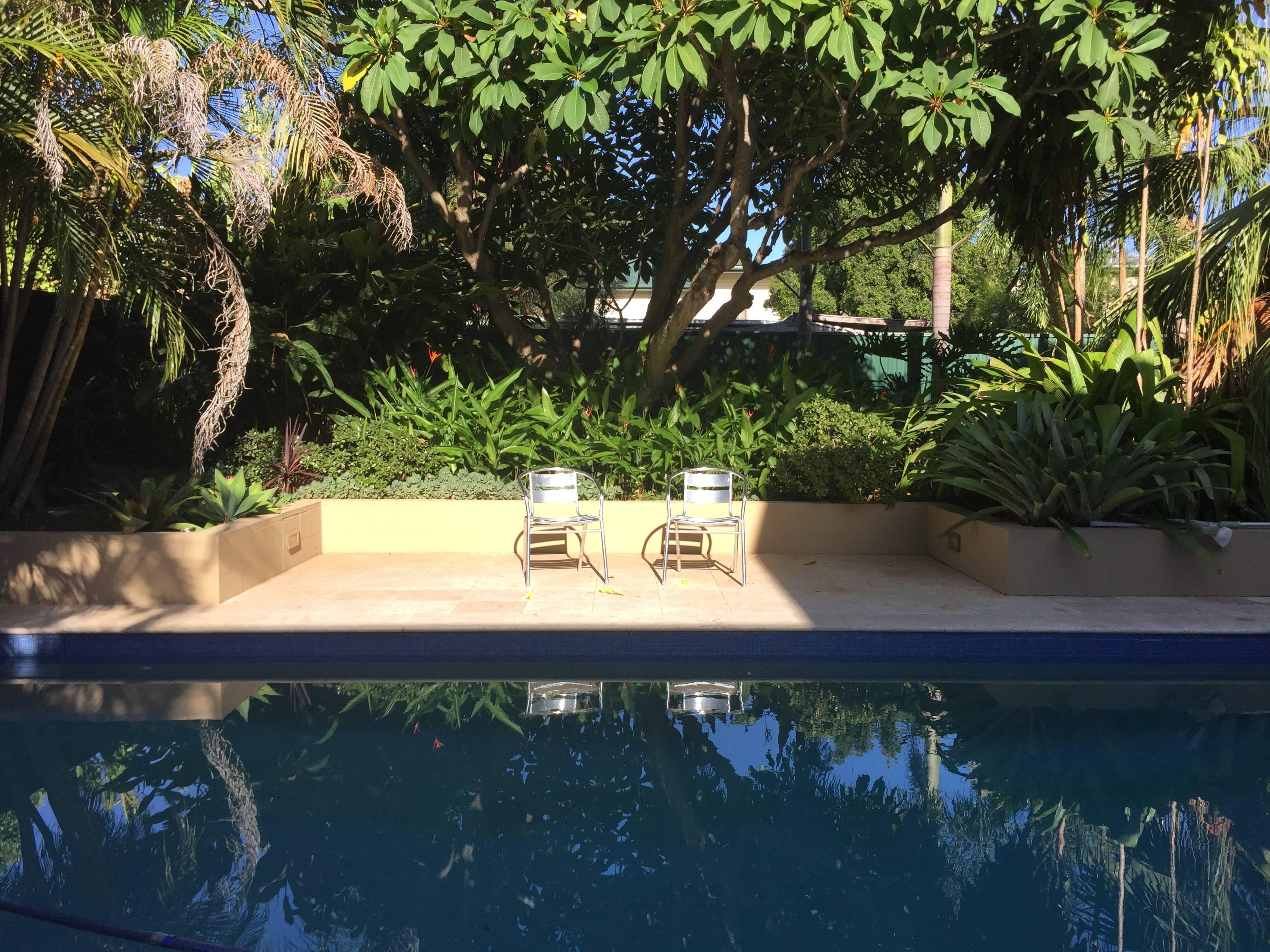 Backyard swimming pool in Queensland JPG