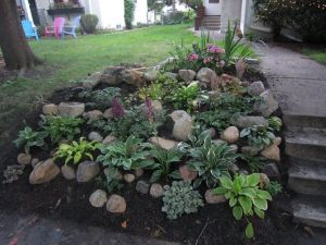 Pictures Of Rock Gardens Best Of 5 Steps to Create Landscape Mounds Yard
