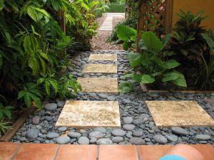 Pictures Of Rock Gardens Inspirational Black Pebbles and Firelite Garden 2 Olimar Stone