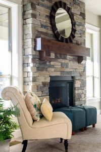 Pictures Of Stone Fireplaces Awesome Echo Ridge Country Ledgestone On This Floor to Ceiling Stone