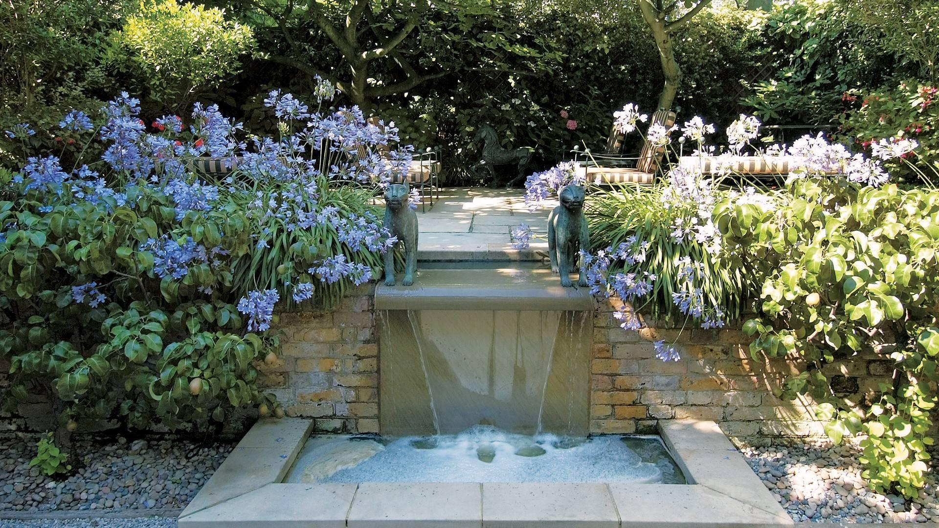 3892 Eldon water feature 87
