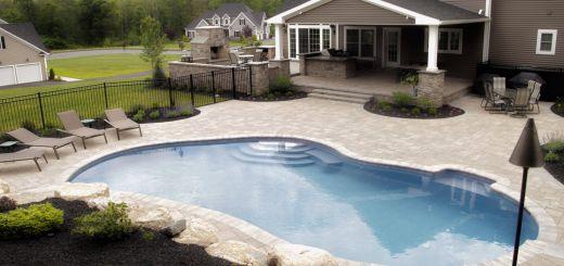 Pool Surround Ideas Fresh Pin On torrison Portfolio Pool Decks