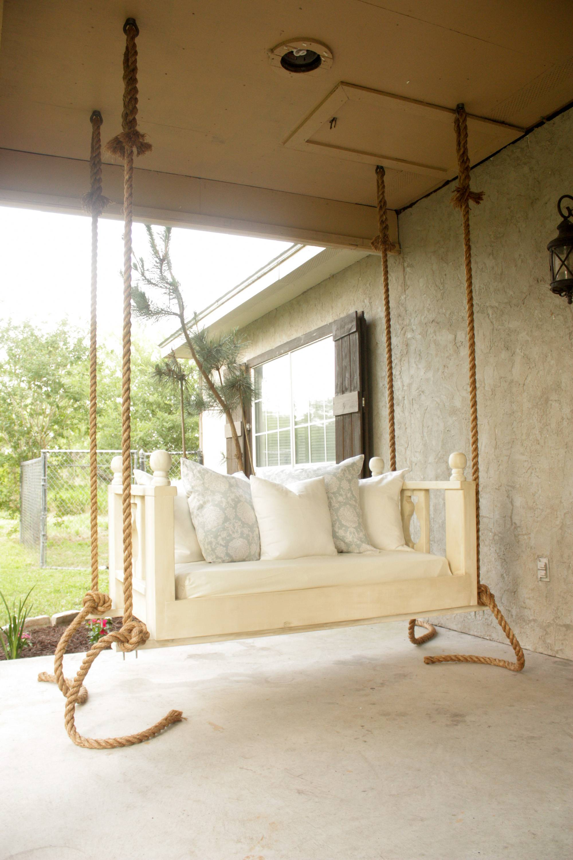 DIY Porch Bed Swing9 1 of 1