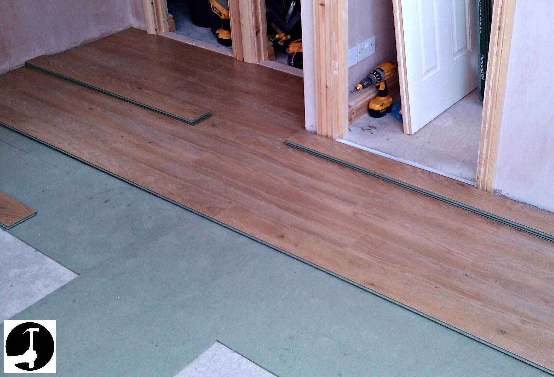 labor cost to install hardwood floors per square foot of how to install laminate flooring with ease glued glue less systems inside laminate started