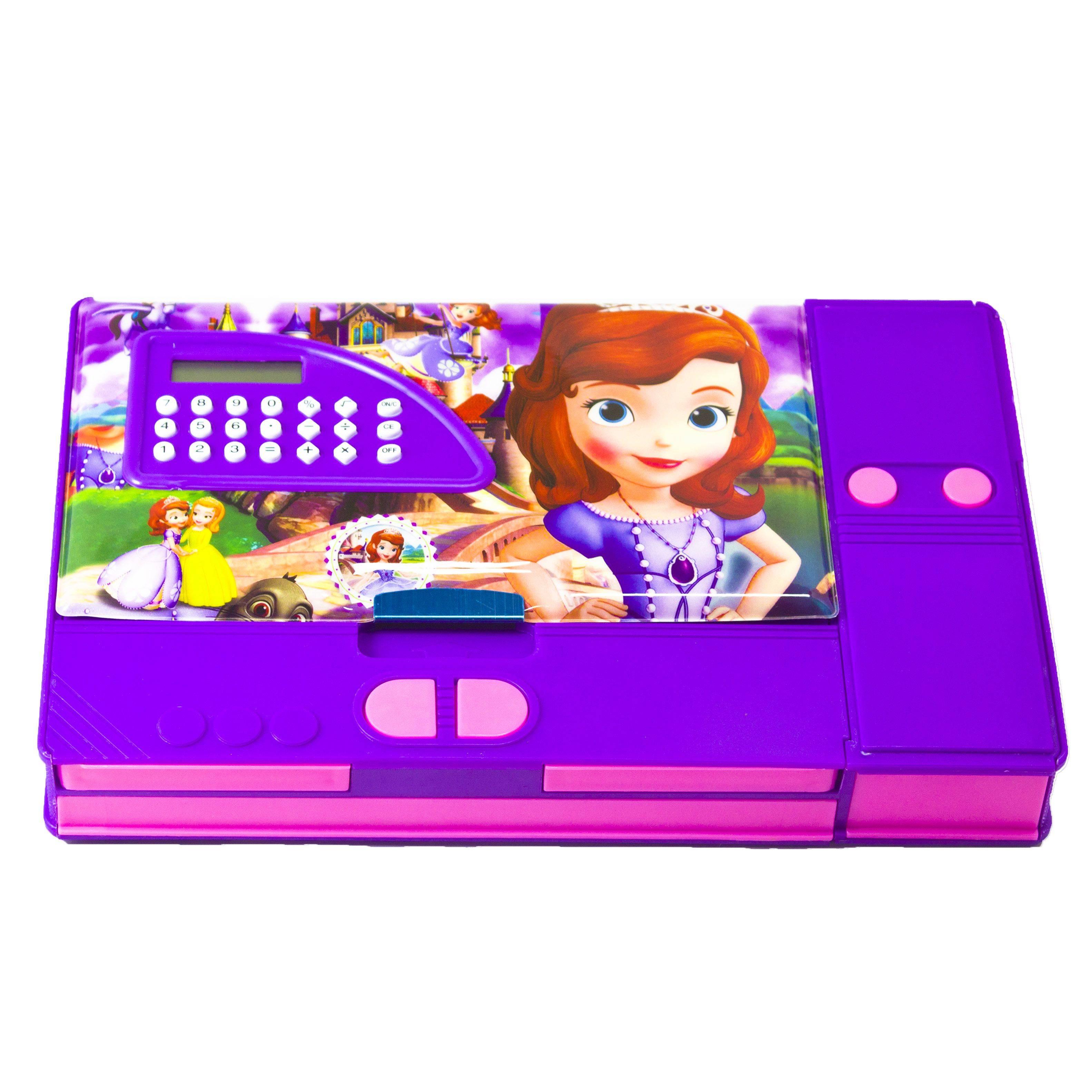 Toyvala Princess Gad Pencil Box SDL 1 88ad5