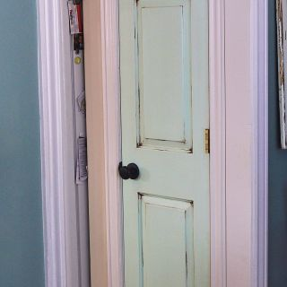 Red Pantry Door Beautiful Painted Pantry Door Can I Pull This Off In Red to Go with
