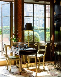 Regency Interior Design Fresh In the Card Room Silver Regency Style Ram S Head Side