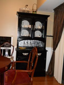 Repurposed Interior Design Beautiful My Repurposed China Cabinet Painted It Added the